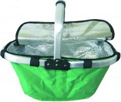 Košík nákupní skládací termo nosnost 15 kg objem 27 l 3140082