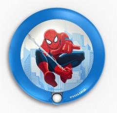 DISNEY NOČNÍ SVÍTIDLO SE SENZOREM Spiderman 717654016