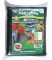 Čierna netkaná textília 1.6x10m Agrobio