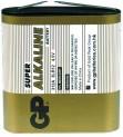 Baterie plochá 4,5V alkalická 4060275