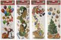 Nálepky na okno vánoční mix druhů 4261937