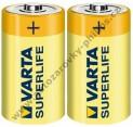 Baterie malé mono Varta - Superlife fólie 1710070
