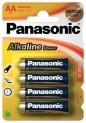 Baterie tužková alkalická Panasonic blistr 1710029