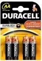 Baterie tužková alkalická Duracell blistr 1710030