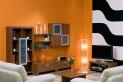 MILANO 4 obývací stěna OŘECH + konferenční stolek