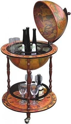 Fotogalerie: GLOBUS bar - servírovací stolek