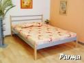 PAR-07 MA kovová postel
