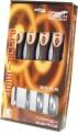 Sada plochých dlát Narex Twin Plast Line 8600 00