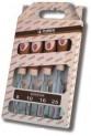 Sada dutých dlát Narex Twin Plast Line 8602 00