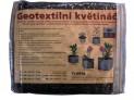 Geotextilné kvetináč 24 x 24 x 24 cm - 3 kusy