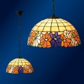 Stropné svietidlo Top Light Monica priemer 40 cm v 110 cm