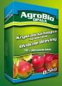 Kryštalické hnojivo AgroBio plus ovocné dreviny