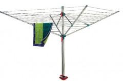 Fotogalerie: Sušiak na bielizeň záhradný 60 m BLOME Idea s upevňovacím skrutkou