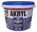 biela univerzálna farba HET Akryl mat - 3 kg