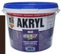 palisandrový univerzálna farba HET Akryl mat - 3 kg