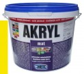 žltá univerzálna farba HET Akryl mat - 3 kg