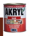 svetlo hnedá univerzálna farba HET Akryl lesk - 3 kg