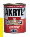 žltá univerzálna farba HET Akryl lesk - 3 kg
