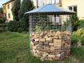 Zásobník na drevo 5m3