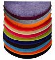 Nášľap na schody Eton fialový, 24 x 65 cm