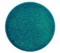 Okrúhly koberec Eton tyrkys, priemer 100 cm