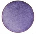 Okrúhly koberec Eton svetlofialový, priemer 200 cm