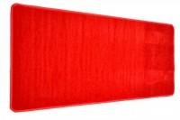 Fotogalerie: Obdĺžnikový koberec Eton červený, 160 x 240 cm