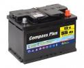 Autobatérie COMPASS PLUS 12V 55Ah 420A