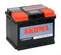 Autobatérie AKUMA 12V 60 Ah 510A Komfort