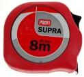 Zvinovací meter SUPRA PROFI 8m 25mm