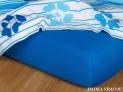 Jersey plachta - modrá kráľovská 35/75/2 do kočíka