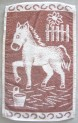 Detský uterák - Koník hnedý