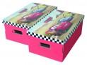 Krabice úložné 2 ks-děts. 5040009