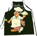 Zástěra kuchyňská kuchař 66x84 cm 340006