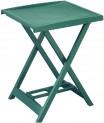 Stůl skládací Arno zelený 4730160