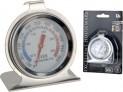 Teploměr do trouby max 300°C nerez 4261373