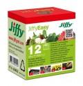 Jiffy - 7 Náhradná náplň 12 ks rašelinové tablety