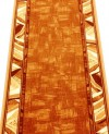 Behúň Corrida 48 š 80 cm terra