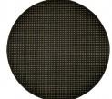 Guľatý koberec Birmingham antra priemer 57 cm
