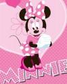Detský koberec Minnie Flower M23 95x133 cm