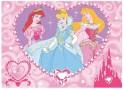 Detský koberec Princess Jewels P19 95 x 133 cm
