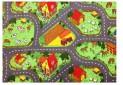 Detský koberec Farma New šírka 4 m dĺžka podľa priania bez obšitie