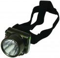 Svítilna čelovka LED 0,5 W s nabíjitelným akumulátorem 4730218