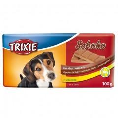 Fotogalerie: Schoko - čokoláda s vitamíny hnědá 100g - TRIXIE