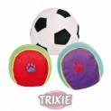 Plyšové míčky 10 cm TRIXIE