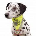 Reflexní šátek pro psa L-XL  43-60 cm TRIXIE