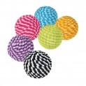 Provázkové míčky - různé barvy 4,5 cm TRIXIE