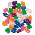 Barevné dekorativní kamínky [36ks/bal.]