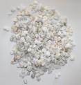 Tříděný akvarijní štěrk - bílý 2l