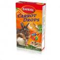 SANAL CARROT vitamínový drops s mrkví 45g DOPRODEJ
